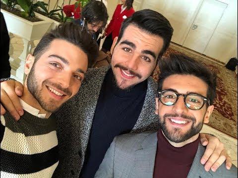 Sanremo 2019: Il Volo racconta le emozioni del ritorno all'Ariston