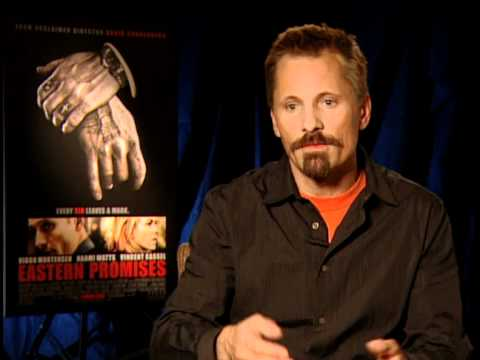 Eastern Promises - Exclusive: Viggo Mortensen