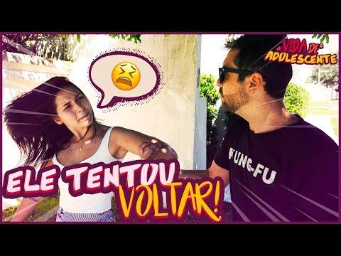 ELE TENTOU VOLTAR!! - VIDA DE ADOLESCENTE #39 [ REZENDE EVIL ]