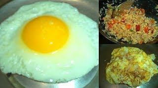 6 simple egg recipes | Indian style