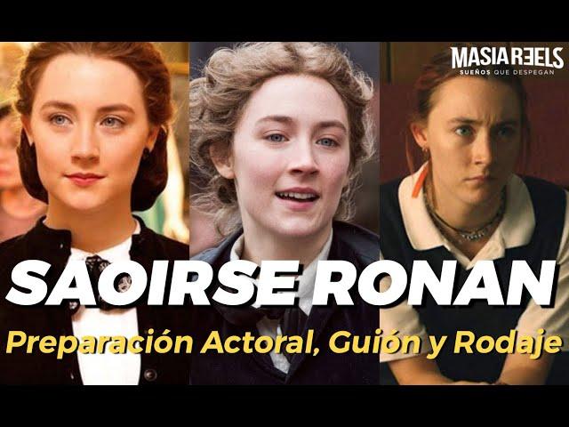 Sigue tu INSTINTO | Saoirse Ronan comparte Consejos de Interpretación para Actores en 2' | Mat Cruz