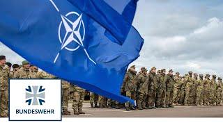 Gemeinsam stark: Deutschland 65 Jahre in der NATO   Bundeswehr