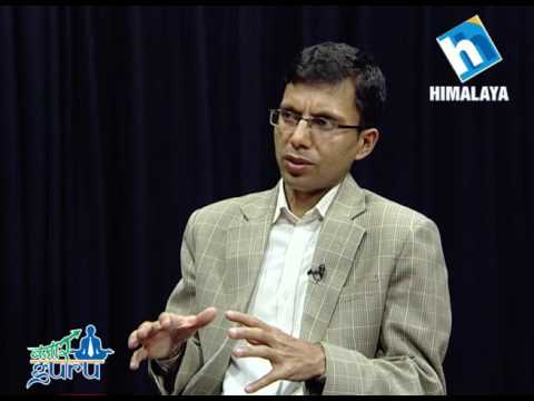 Bazaar Guru with Sandil Shrestha Guest - Mr Rabindra Bhattarai (Share Analyst)