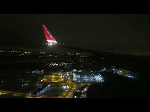 Norwegian Flight Experience: D8449 Prague to Helsinki