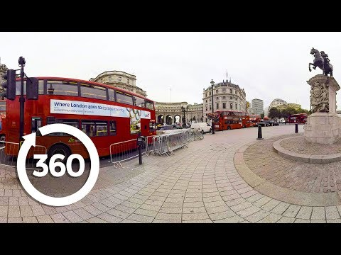 Tour England In Beautiful Virtual Reality! 🇬🇧 (360 Video)