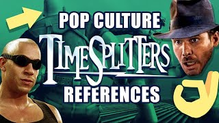 Even More TimeSplitters 2 Pop Culture References!
