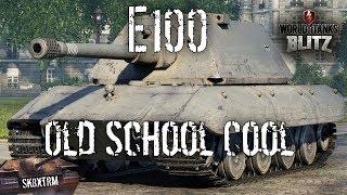 E-100 - Old School Cool - Wot Blitz