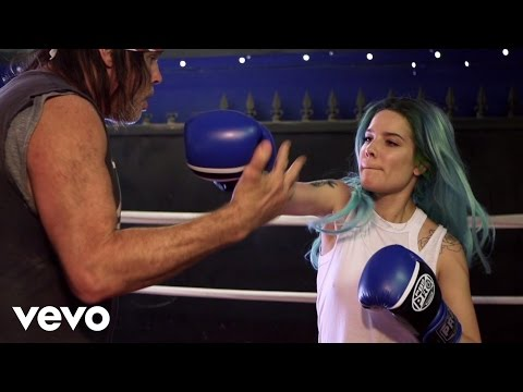 Halsey - Get To Know: Halsey Vevo LIFT