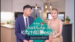 Discover Open Kitchen (by Mia Cucina x HK Heart TV)