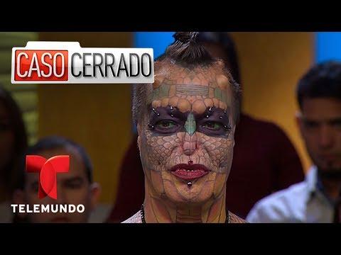 Caso Cerrado | Snake Woman Drives Away Customers🐍😱🐍 | Telemundo English