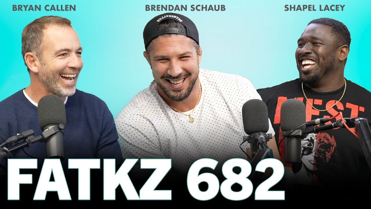 The Fighter and The Kid - Episode 682: Bryan Callen