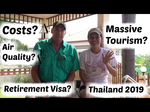 Thailand 2019 - Visas - Prices - Air Quality - Tourists - TIMyT 076