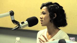 Jhene Aiko talks about life experiences and how they reflect in her...