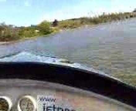 River Testing - Fuel Surge