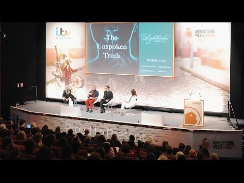 The Lighthouse Company presents: The Unspoken Truth at Advertising Week Europe 2014