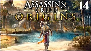"""Assassin's Creed Origins: Part 14 - """"The History Of Everything"""""""