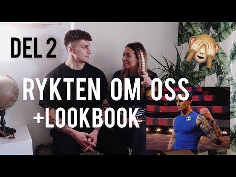 RYKTEN OM OSS + LOOKBOOK! DEL2