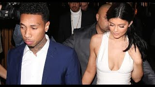 Kylie Jenner Grinds Up On Tyga In Racy Airport Video — Watch