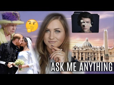 Royal Wedding, My Health Issues, and BEEF With Other YouTubers!?!