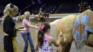 Arabian Nights Painting The Horse YouTube sharing