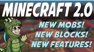 Minecraft 2.0 Footage!