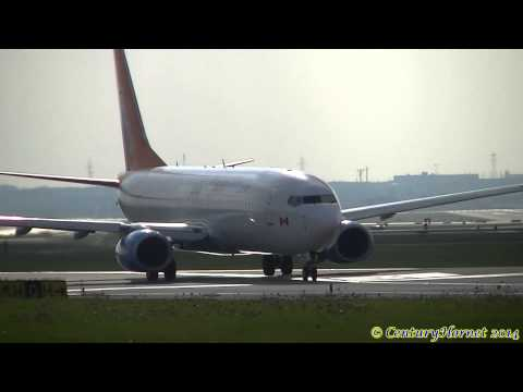 Toronto Pearson Int'l Spotting October 5 and October 25, 2014