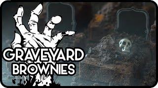 Graveyard Brownies | Robins Food
