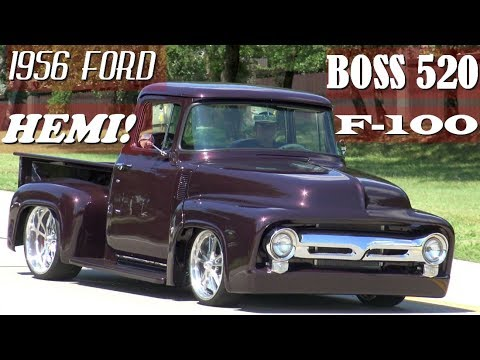 fired up garage finishes their first restomod pickup by discovery. Black Bedroom Furniture Sets. Home Design Ideas
