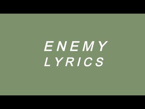 Oliver Tree & Whethan - Enemy // lyrics