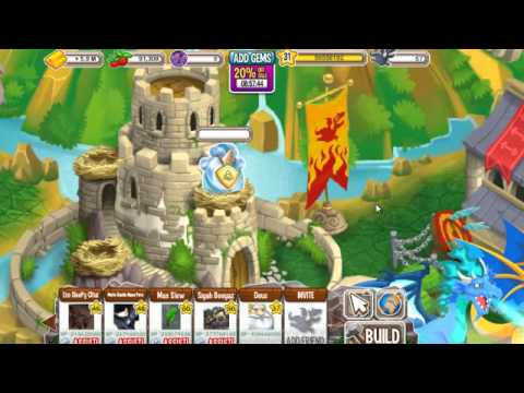 How to Get PURE DRAGON in Dragon City by Breeding Legendary and Mirror