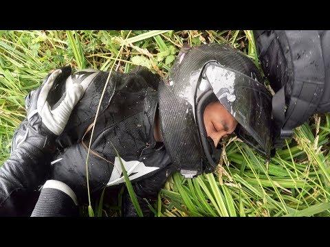 My Friend Crashed Into A Ditch, Broke 7 Bones (Uncut)