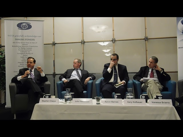 11/15/17 - WITA NAFTA Series: The Art and Impact of Withdrawal from the NAFTA - Part 2