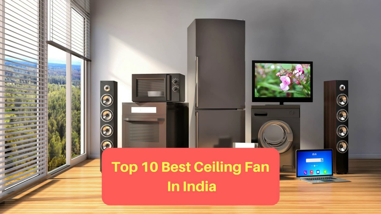 10 Best Ceiling Fan In India Reviews Ratings Reviewsera Com