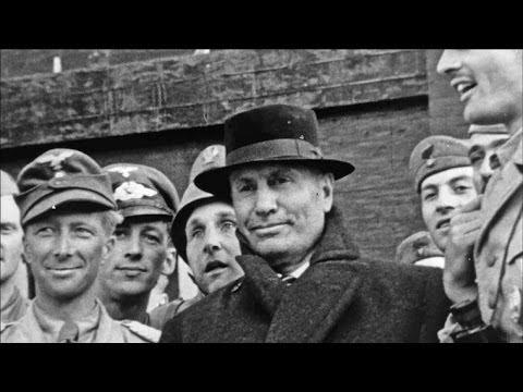 Mussolini's Rescue Was a Nazi Sham