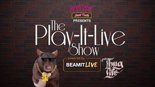 Rat Attacks Contestants During Live Internet TV Game Show