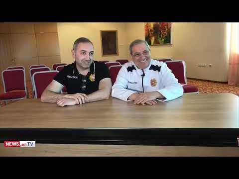 NEWS.am Sport Live. Խինես Մելենդեսի հարցազրույցը՝ ծննդյան տարեդարձի օրը #euro2020 #Armenia #Bosnia