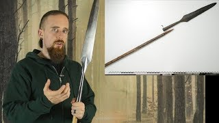 The Only *Complete* Viking Spear
