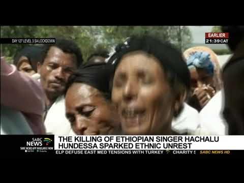 Ethiopia's Ambassador to SA Dr Shiferaw Teklemariam on Renaissance Dam, unrest post Hundessa death