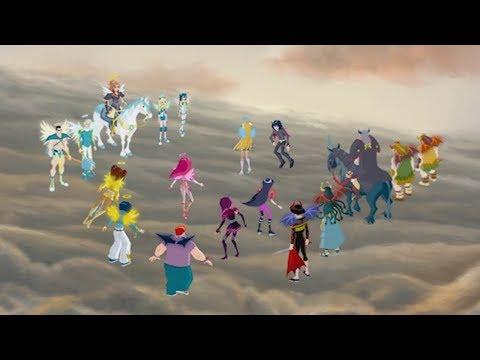 Друзья ангелов | 2 сезон серия 45 | мультфильм для детей | анимационный сериал на русском языке