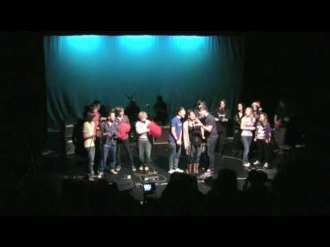 WSRP Concert, December 2009 - Song 4