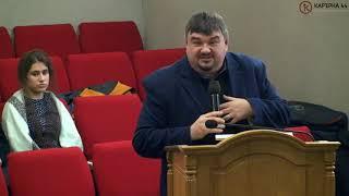 Миссионерская школа из города Фастова, Киевская обл – Сергей, свидетельство, Карьерная 44