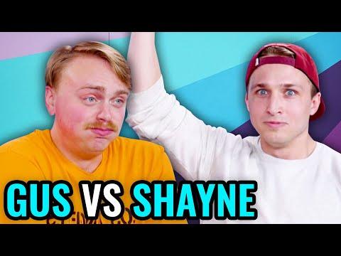 Try Not To Laugh Challenge - Shayne vs Gus Johnson