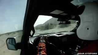 2017 Ford F-150 Raptor High-Speed Desert Running