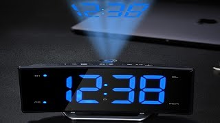 Best Projection Alarm Clock 100% Trusted Quality