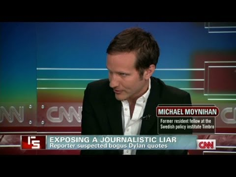 Exposing a journalistic liar