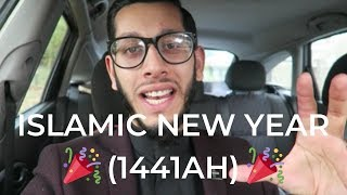 HAPPY ISLAMIC NEW YEAR! (1441AH)