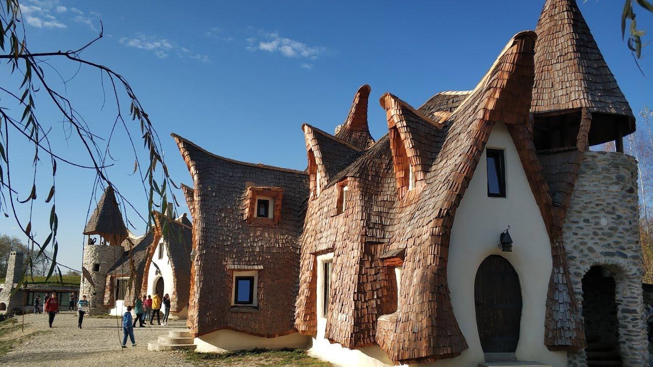 Глиняный Замок Долины Фей Румыния
