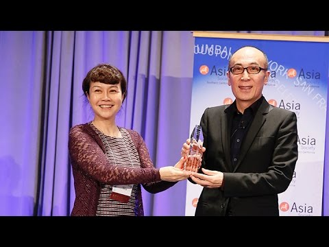 U.S.-China Film Summit Honoree: Cao Baoping