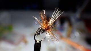 Tying the John Storey Dry Fly with Davie McPhail