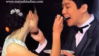 News5E | Richard Poon and Maricar Reyes Secret Wedding Video